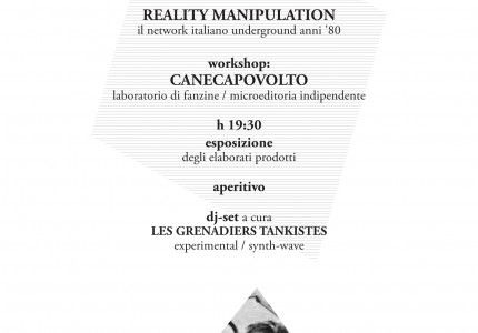 Workshop con Canecapovolto | AplusA