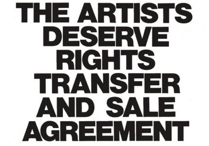 Un incontro sul tema dei contratti per artisti