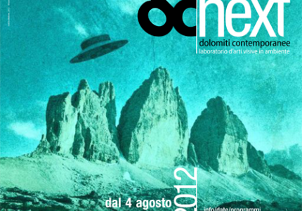 I due blocchi di Dolomiti Contemporanee