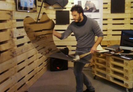 A Designer A Day: Filippo Sironi