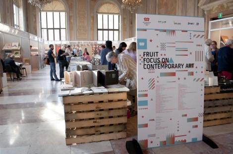 Fruit ad Artelibro 2012: le foto