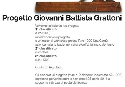 Progetto Giovanni Battista Grattoni