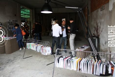 Quando BRANCHIE è stato in Biennale