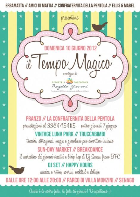 Lost in Milan exhibition | Il Tempo Magico