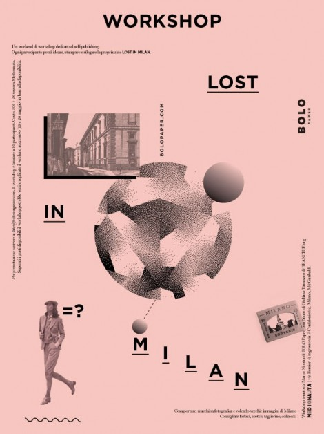 Workshop Lost in Milan - nuove date