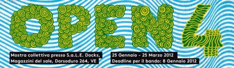 Open#4 – Bando mostra collettiva promossa da S.a.L.E. Docks