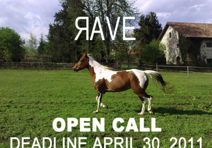 Open call /// RAVE WORKSHOP + Adrian Paci
