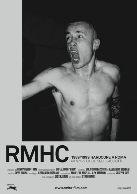 RMHC  - 1989/1999 Hardcore a Roma