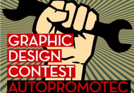 YOUTOOL -  GRAPHIC DESIGN CONTEST AUTOPROMOTEC