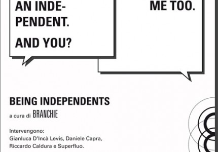 Incontro: Being Independents