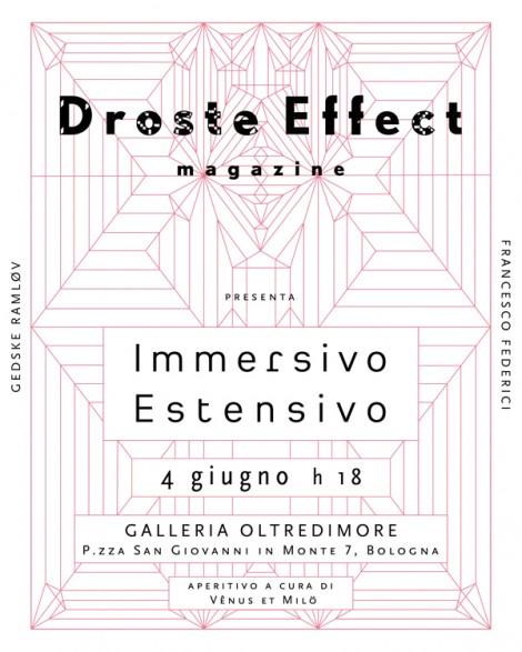 Droste Effect Magazine presenta Immersivo Estensivo