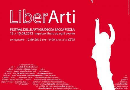LiberArti | Festival delle Arti Giudecca Sacca Fisola 2012