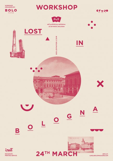 Lost in Bologna Workshop