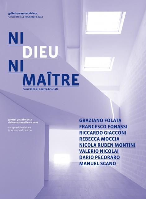 Galleria Massimodeluca | Nuovo spazio no-profit a Mestre