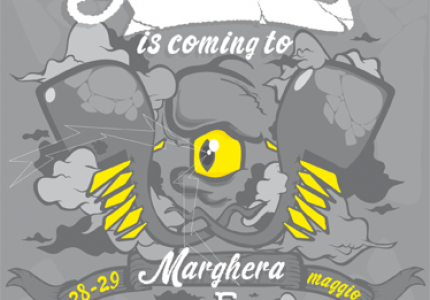 Godzilla is coming to Marghera