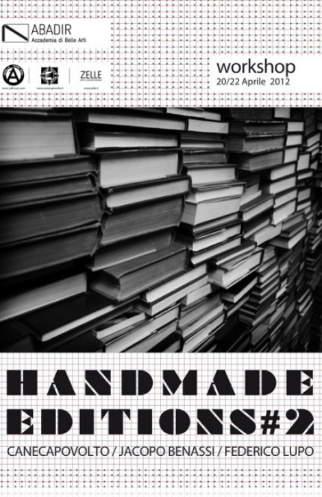 workshop: Handmade Editions #2