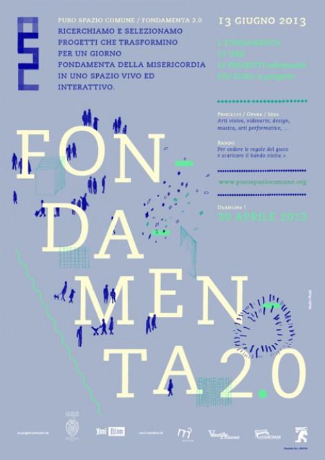 Fondamenta 2.0 - Call for