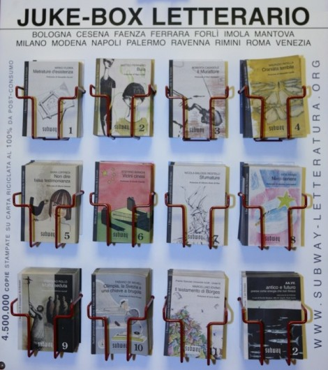Subway Edizioni 2011