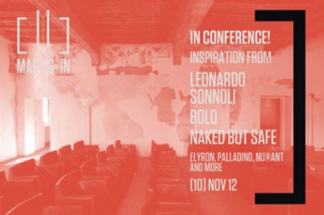 MAG IS IN | CONFERENZA INTERNAZIONALE
