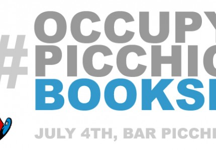 #OccupyPicchioBookshop