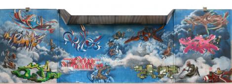 On writing | Talking about Graffiti and Aerosol Art