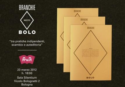 BRANCHIE meets BOLO zine