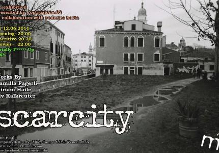 Metricubi presenta Scarcity