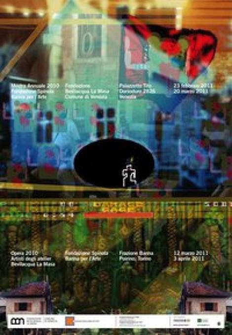 Mostra Artisti della Fondazione Spinola Banna per l'arte